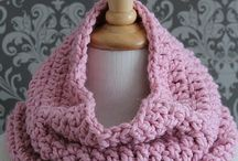 Crochet Cowls, Scarves, Wraps and More