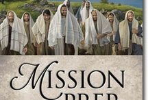 I hope they call me on a mission / by Jenni Rose