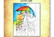 Antistresové omalovánky / Antistress Coloring Book