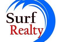 SURF  Realty / Surf Realty is located inside of the Ventura Surf Shop! 88 E. Thompson Blvd., Ventura Ca 93001 Mignonne Hubina, Realtor 805/444-0100 Blinky Hubina, Broker        805/570-8556 / by Mignonne Hubina