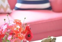 Pink & Navy / by Keli McMullen Gibson