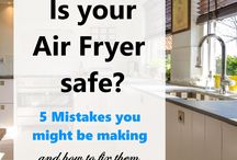 Air fryer life