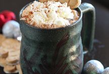 Hot chocolate / Delicious hot chocolate, cocoa and hot toddies.