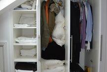 loft cupboards