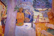 Pierre Bonnard French painter / His greatest hits