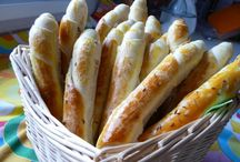Chleba , pečivo