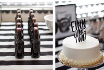 birthday party ideas / by Lindsey Mulder