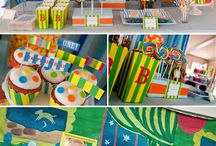 """Inspired by """"Goodnight Moon"""" / Fun treats and creative decorations inspired by the children's book classic, """"Goodnight Moon."""""""