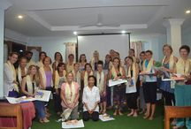 Yoga teacher Training India / 200 hour ashtanga, hatha yoga teacher training in rishikesh, india at Rishikesh Yogis Yogshala.
