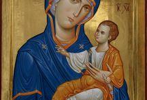 Mária ikonok