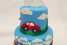 Decore : transportation birthday theme