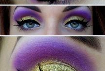 Fashion MakeUp UN / My Inspiration For Exam