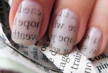 Nail art per le amiche / Dedicata alle amiche che hanno questa passione