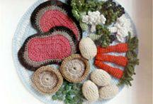 Crochet food / by April Belanger Federer
