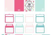 Stickers / Printables