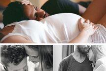 Séance grossesse et BB