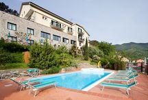 Hotel Villa Edera ***S / Boutique Hotel between Portofino and Cinque Terre