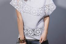 blusa branca chic