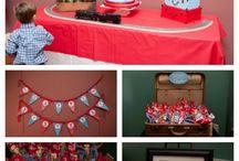 Let's Party / by Amanda Hardin (highheelstohotwheels.com)