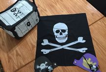 Pirate party / Great ideas