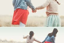 SIBLINGS / Children's portrait photography. Inspiration for kids lifestyle photography