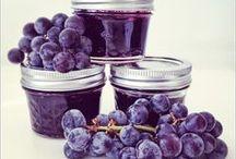 Concord grape recipes