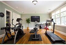 Home Gym / Idea for a home gym