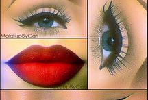 Retro Make up
