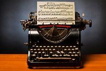 Music Magic / Where words fail, music speaks.          Hans Christian Anderson