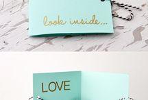 cartes ou doux messages