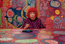 I left my spirit with Kusama .yayoi / an Ode to my favorite modern artist, Japanese genius and more than just the Infinity room.