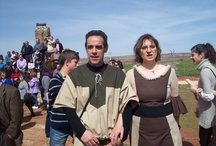 Montiel Medieval / Medieval Party in my town / by pedro castellanos