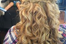 ♡Homecoming hairstyles♡