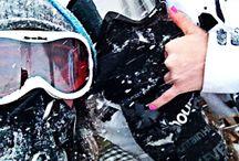 fotografía snow