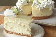 Desserts und Kuchen