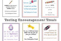 TCAP Test Treats / by Jennifer Kerr