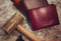Ronin leather goods