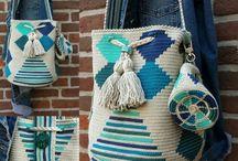 wayuu bags pattern