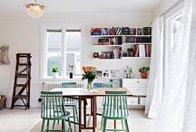 Interior inspirations / Mostly scandinavian style