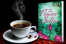 The Flower Seller Posters / Posters of the Commercial Women's Fiction Novel The Flower Seller