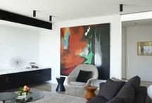 Interiors - living/dining