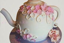 I love cake / Cool cakes
