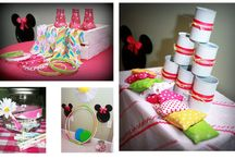 Minnie Mouse Birthday / by Amy King