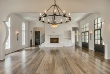 Flooring Wood & Carpet / Wood floors, Laminate and Carpet that I love! I love light and grey hardwood.