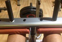 Cardio mid-intensity / Sesion de una media hora y alrededor de 350 kcal según marca la machine. Ideal para los días de descanso