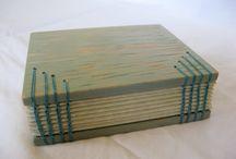 Book Binding / by Rebekah Herbst