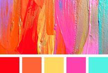 Kleur schema's