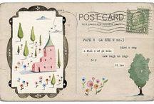 postcard :)