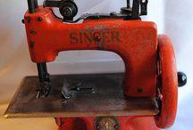 Orange Typewriters & Sewing Machines & Accessories