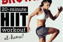 Brutal Tabata / Short Workout